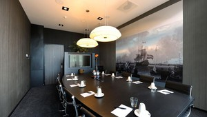 5 moderne board rooms tot 12 personen